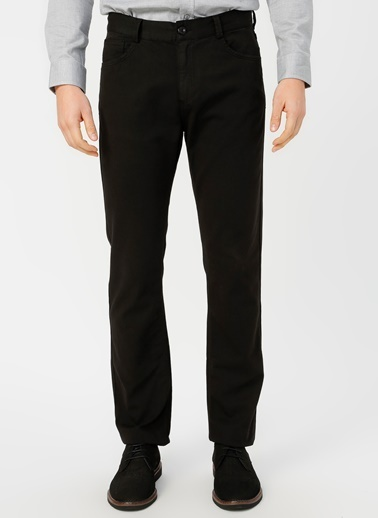 Fabrika Comfort Fabrika Comfort Siyah Chıno Pantolon Siyah